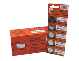 Wholesale Watch Batteries