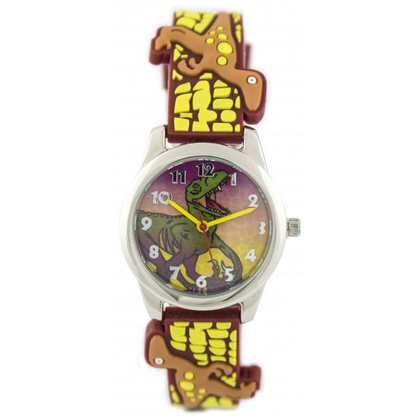 BK003 - Dinosaur Kids Watch (Raptor)