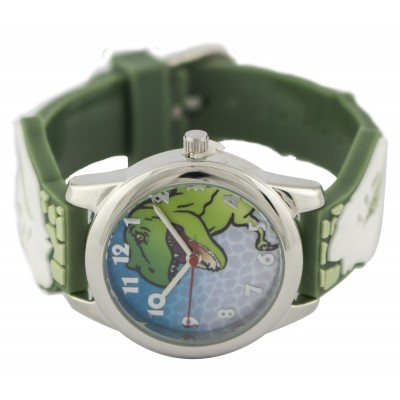 BK005 - Dinosaur Kids Watch (T-Rex)